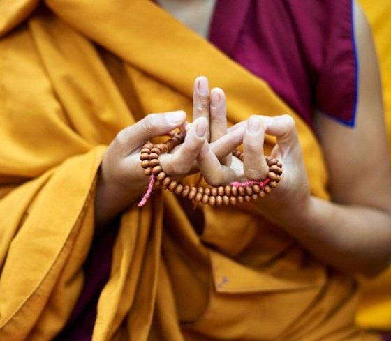 Buddhist Mala - Tibetan Prayer Beads