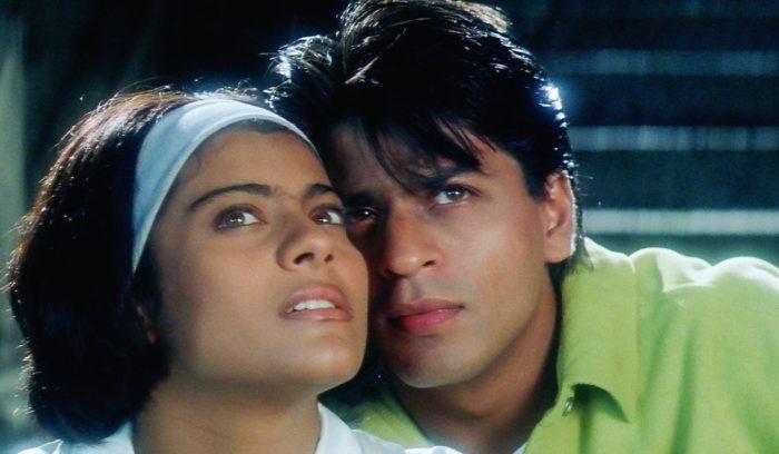 Scene from Bollywood movie Kuch Kuch Hota Hai